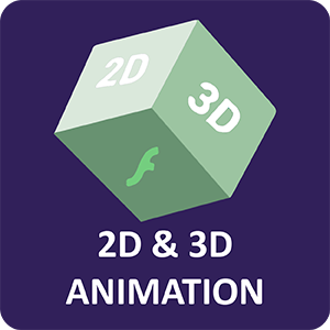 2D & 3D-Animation course in bangalore